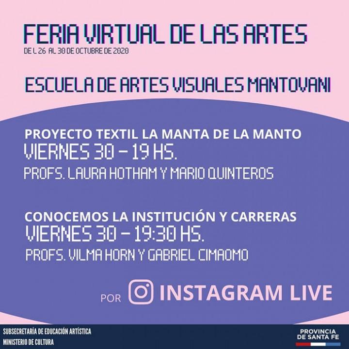 2020 FeriaVirtualDeLasArtes